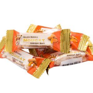 Golden Boronia Apricot Soft Nougats