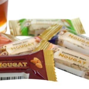 Golden Boronia Assorted Flavours Nougats