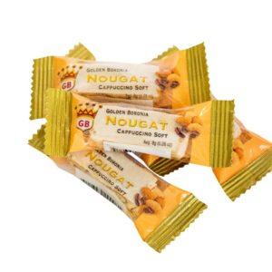 Golden Boronia Cappuccino Soft Nougats