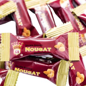 Golden Boronia Original Crunchy Nougats
